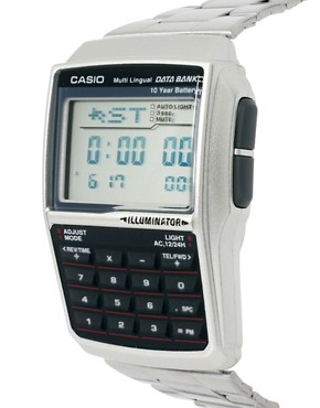 Image 4 ofCasio Databank Watch DBC-32D-1AES
