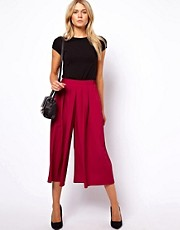 ASOS - Gonna pantalone morbida