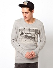 Religion Party Sweatshirt