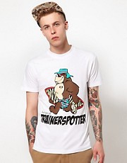 Trainerspotter T-Shirt Surfing Ape
