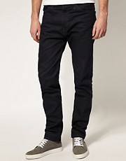 Vaqueros tapered de corte estndar Line 8 508 de Levi&#39;s