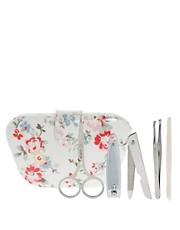 Cath Kidston Bleached Flowers Manicure Set