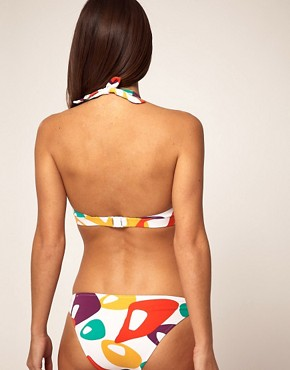 Image 2 ofHuit Pretatou Triangle Bikini Set