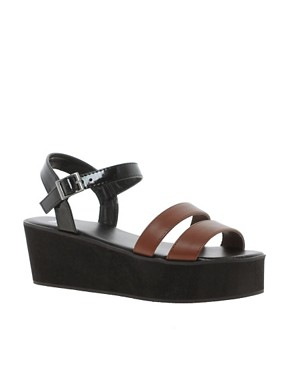 Image 1 ofASOS HONOUR Flatforms