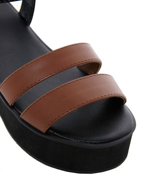 Image 4 ofASOS HONOUR Flatforms