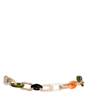 Image 2 ofM Missoni Plastic Chain Belt