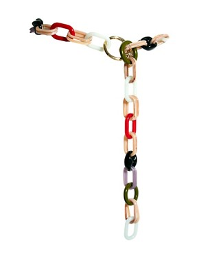 Image 1 ofM Missoni Plastic Chain Belt