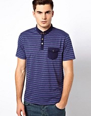 Gabicci Stripe Polo