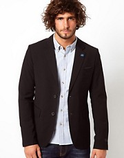 G Star Wool Blazer