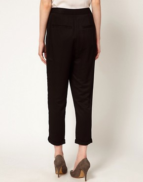Image 2 ofSelected Mis Cropped Pants