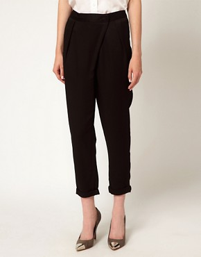 Image 4 ofSelected Mis Cropped Pants