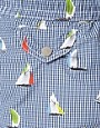 Image 3 ofHartford Sailing Boats Swim Shorts