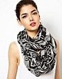 Image 1 ofASOS Aztec Snood