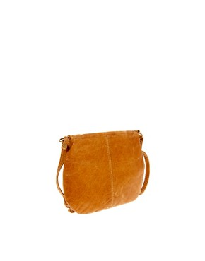 Image 2 ofPieces Laura Leather Cross Body Bag