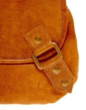 Image 3 ofPieces Laura Leather Cross Body Bag