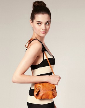 Image 4 ofPieces Laura Leather Cross Body Bag