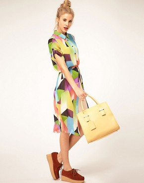 Image 3 ofASOS Oversized Bowler Bag