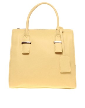 Image 1 ofASOS Oversized Bowler Bag
