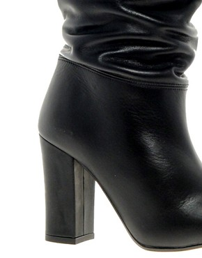 Image 2 ofKore by Sophia Kokosalaki Leather Knee High Boot