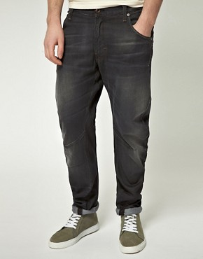 Image 1 of G Star Arc Loose Tapered Jeans