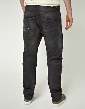 Image 2 of G Star Arc Loose Tapered Jeans