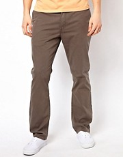 Chinos de corte slim Brooklyn de Lee