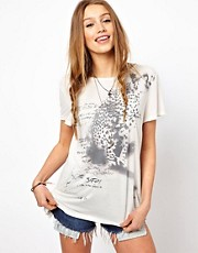 Denim & Supply By Ralph Lauren Cheetah T-Shirt