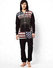 Sinstar Onesie Flag Exclusive to ASOS
