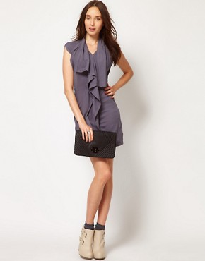 Image 4 ofJNBY Ruffle Jersey Dress