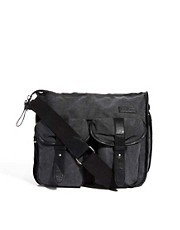 Religion Canvas Satchel