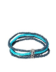 Icon Brand Beaded Bracelet Pack