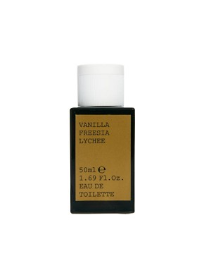 Image 3 ofKorres ASOS Exclusive Vanilla Freesia &amp; Lychee Fragrance Set SAVE 21%