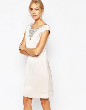 Ted Baker Viktria Embellished Shift Dress
