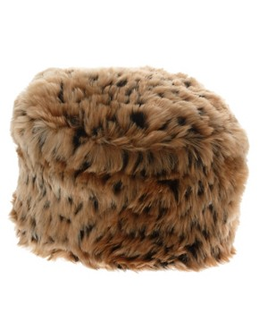Image 2 ofASOS Fantasy Fur Cossack Hat