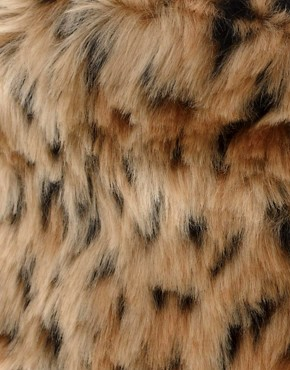 Image 3 ofASOS Fantasy Fur Cossack Hat