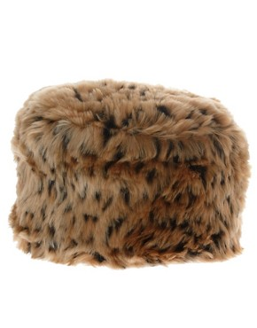 Image 4 ofASOS Fantasy Fur Cossack Hat