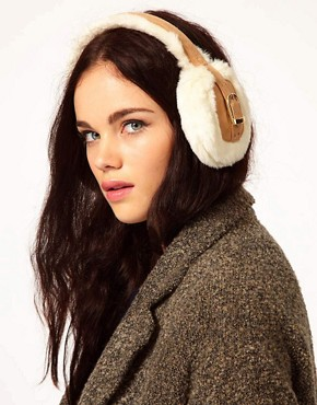 Image 1 ofRiver Island Borg Earmuffs