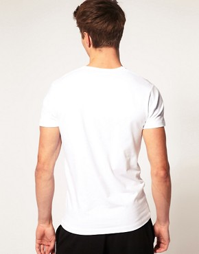 Bild 2 von Jack & Jones Intelligence  Basic  T-Shirt mit Rundhalsausschnitt