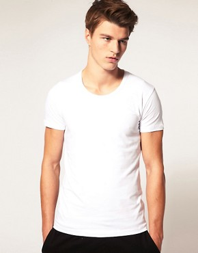 Bild 1 von Jack & Jones Intelligence  Basic  T-Shirt mit Rundhalsausschnitt