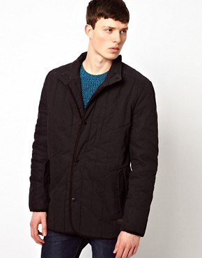 Image 1 ofBen Sherman Quilted Jacket