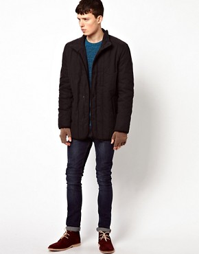 Image 4 ofBen Sherman Quilted Jacket