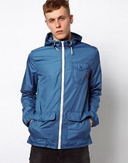 Vans &ndash; Jt Seahaven &ndash; Windbreaker-Jacke mit Kapuze