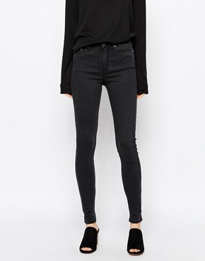 Weekday Body High Waist Superskinny Jeans