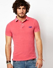 Superdry Vintage Pique Polo