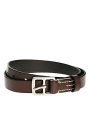 Polo Ralph Lauren Leather Skinny Belt