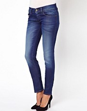 Diesel Getlegg Mid Wash Slim Jean
