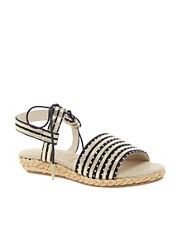 F-Troupe Sailor Flat Sandals