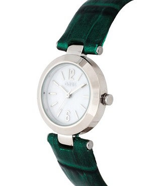 Image 3 ofOasis Green Strap Watch