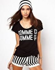 Only - Comme Ci - T-shirt