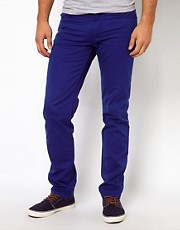 Levis Line 8 Jeans 511 Slim Fit Coloured Denim